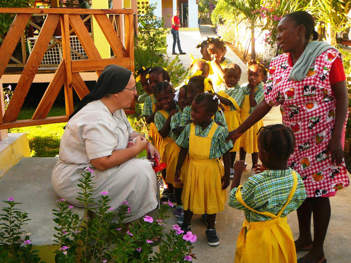 Haiti chiama, Busto deve rispondere