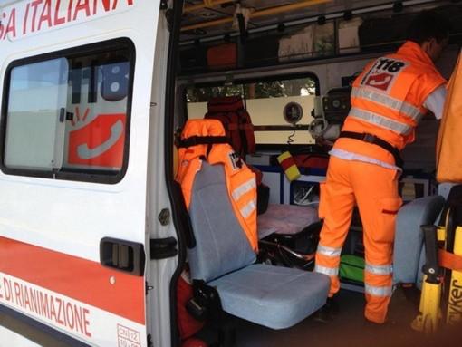 Busto, incidente in viale Toscana: cinque persone soccorse