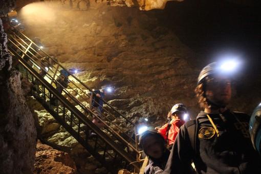 Uno scorcio della Grotta di Remeron