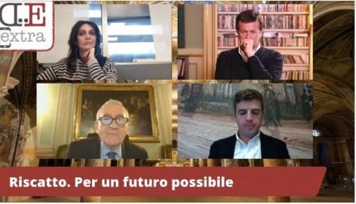 """A Dialoghi Eula Extra Giorgio Gori, sindaco di Bergamo: """"La scuola è la chiave per il rilancio e il futuro del Paese """" (VIDEO)"""