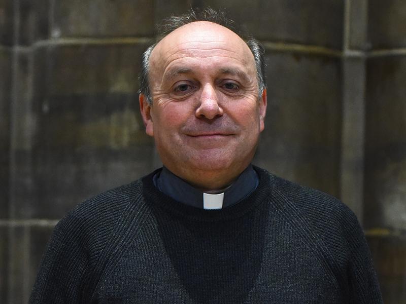 Domenica in Duomo l'ordinazione episcopale di monsignor Giuseppe Vegezzi