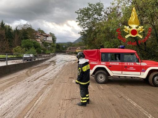 Maltempo Luvinate, revocata l'ordinanza di evacuazione delle abitazioni