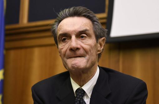 L'amarezza di Attilio Fontana: «Una domenica di libertà negata dal clima d'odio»