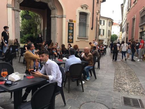 Varese, i locali del centro reggeranno la movida in sicurezza? Oggi incontro decisivo in via Cavallotti