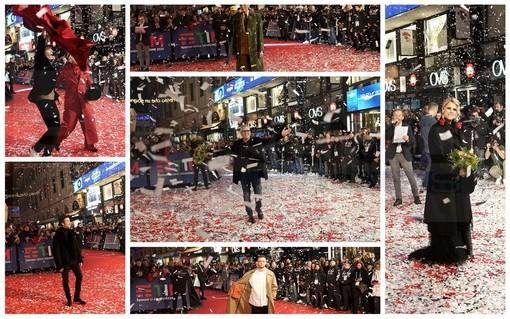 Domani dalle 18,30 in diretta da Sanremo 'L'altro Red Carpet' tutto quello che accadrà e non accadrà al Festival