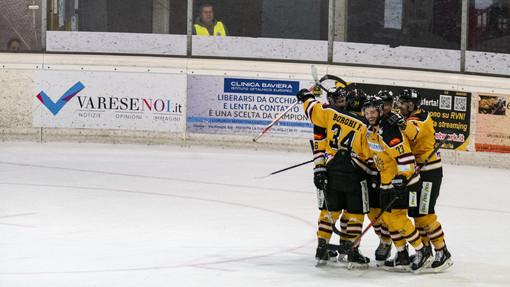 Hockey, undici squadre iscritte alla IHL: c'è il Varese, ma anche il Merano. Torchio: «Vediamo chi vince...»