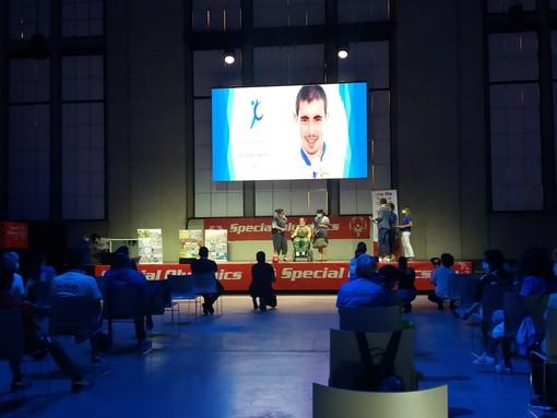 Premiati alla Nuvola Lavazza di Torino gli atleti piemontesi di Special Olympics [VIDEO]