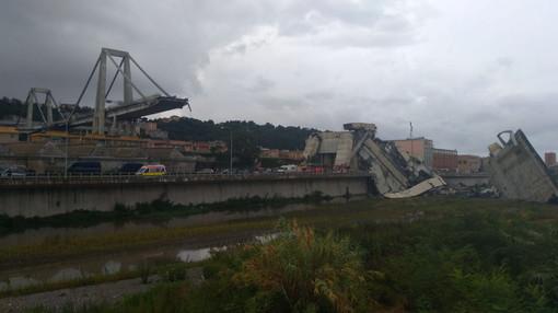 Un anno fa il crollo del ponte 'Morandi': quei secondi che hanno segnato per sempre la storia della Liguria