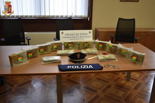 """Duro colpo allo spaccio nel Basso Varesotto, in manette trafficante albanese: era un """"imprenditore"""" della cocaina"""