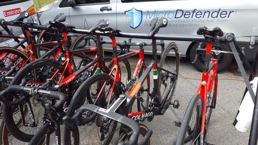 Varese pedala al Tour, e poi al Giro, con Askyclean per tagliare il traguardo più importante: sanificare la corsa e battere il virus