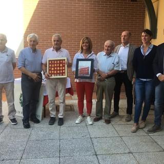 Il gruppo 3 Farioli: «Cara Busto, ti doniamo le nostre medaglie e la nostra storia, saranno il simbolo del ciclismo»
