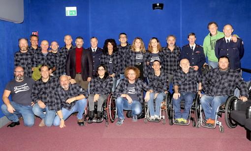 Lo Ski Tour si presenta nella sua Varese: «Il vostro impegno è un orgoglio per tutta la nostra città»