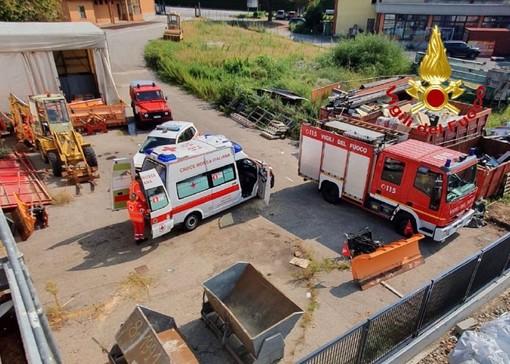 Infortunio sul lavoro a Gemonio: operaio cade dal tetto e finisce all'ospedale