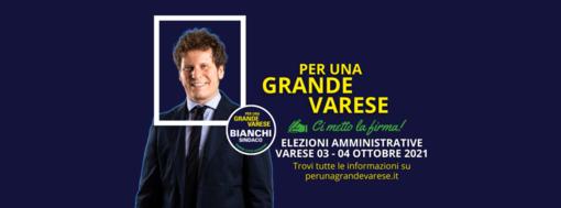 La lista civica di Bianchi: «Con lo sguardo al futuro, ma con un presente di cui davvero occuparsi»