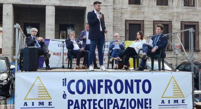 Varese, i candidati sindaci si confrontano sul futuro economico della città: «Senza una visione chiara si rischia di sprecare i fondi del Pnrr»