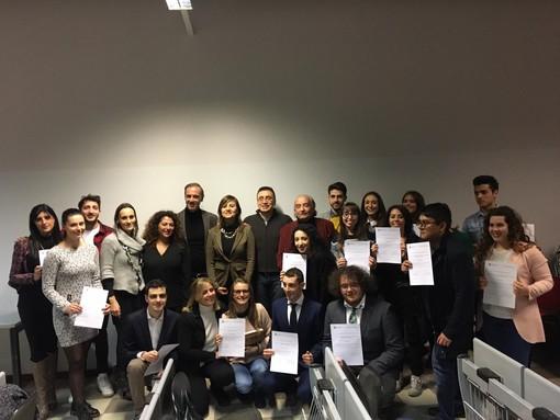 """Trenta studenti dell'Insubria pronti a """"Lavorare in tv"""" dopo il corso di alta formazione con Depsa"""