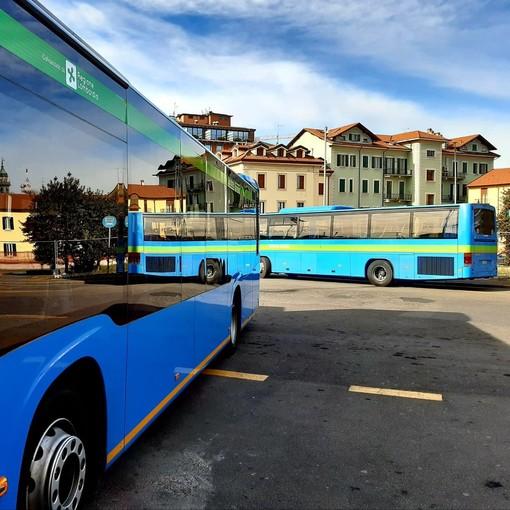 Cambia da oggi l'orario dei trasporti extraurbani di Varese