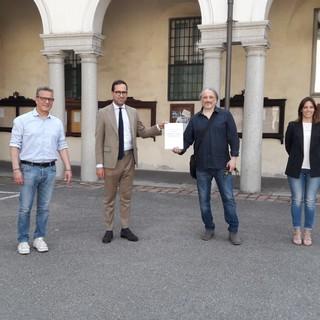 Albani, Maturi, Piro e Tovaglieri con la proposta di legge che inasprisce le pene per gli avvelenatori di animali