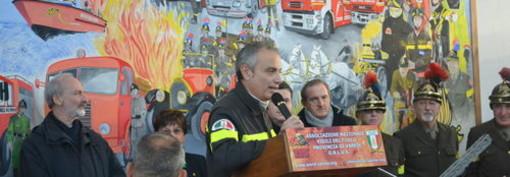 """La solidarietà """"d'asporto"""" dell'associazione provinciale dei Vigili del Fuoco di Varese"""