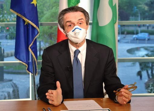 Lombardia zona rossa, Fontana: «Non condividiamo ordinanza, faremo ricorso»