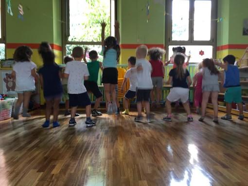 L'asilo Quaglia di Bogno a Besozzo parlerà inglese
