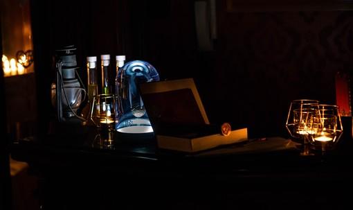 Qui e nella galleria fotografica la magia dell'Hotel e Ristorante Al Borducan allestito a tema Harry Potter (foto di Albachiara Papi, servizio a cura di Giulia Nicora)