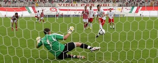 Buzzegoli-gol, 2-0 alla Cremonese il 13 giugno 2010 e dopo 25 anni il Varese è in serie B, dove resta fino al 2015. Quattro anni dopo scompare dalla mappa del calcio