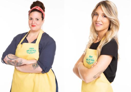 Chiara Cajelli e Sara Moalli, portabandiera del nostro territorio nella nuova edizione di Bake Off Italia