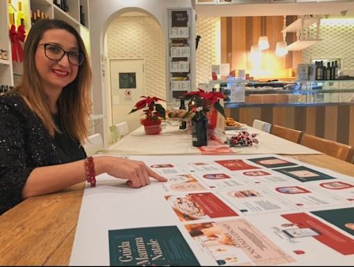 Romana dell'Erba è la titolare della Cucina di Altamura insieme al marito chef Maurizio