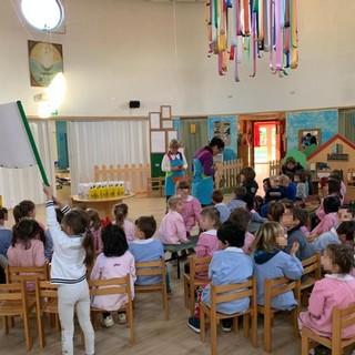 Td Group consegna oltre mille borracce alle scuole della Valbossa