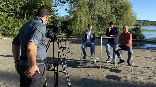 Progetti e sorprese: Matteo Bianchi e Renzo Oldani protagonisti stasera a Backstage Estate