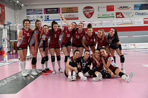 La Futura Volley Giovani (foto Giovanni Pini)
