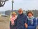 Da sinistra Federica Muller, Alberto Quaglini e Valeria Spinelli