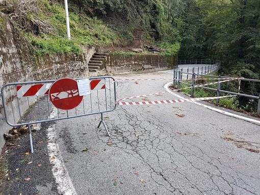 Si avvicina la fine dell'isolamento per Curiglia: al via domani i lavori di posa del ponte