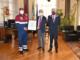 Il grazie del questore Giovanni Pepè all'Associazione nazionale polizia di Stato: «Esemplare spirito di servizio»