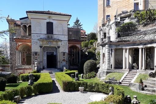 LA NOVITA'. Salire al Sacro Monte con una guida a opere e curiosità prima di un pic-nic nel giardino della casa museo Pogliaghi