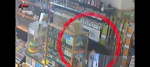 VIDEO. Arrestati gli autori della rapina al bar Petalo di Cardano al Campo