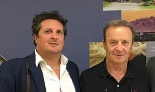 Gianfranco Cipriano e Roberto Cenci