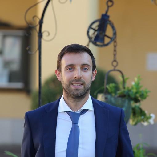 Il nuovo sindaco Michele Ballarini