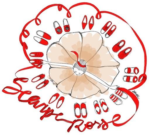 """""""Scarpe Rosse"""", il video di Castiglione Olona contro la violenza sulle donne"""