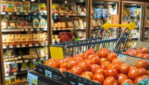 La spesa alimentare delle famiglie della provincia di Varese sale del 7,4%