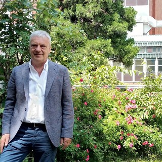 Il dottor Claudio Arici