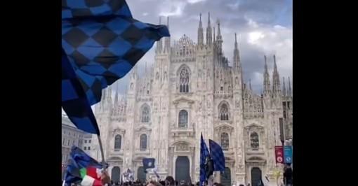 Folla nerazzurra in Duomo, Letizia Moratti: «Senso civico e regole non rispettate. Incomprensibile incongruenza con chi rispetta le norme»