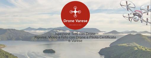 START-UP IN VETRINA - Drone Varese: «Passione e sicurezza a disposizione di professionisti e imprenditori»
