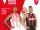 Pallacanestro Varese, svelate le maglie della stagione 2019/20
