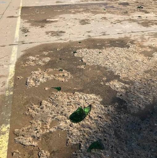 Atti vandalici al centro sportivo Carà di Dumenza