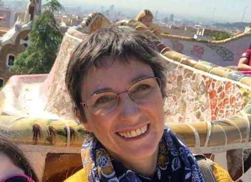 L'assessore all'Istruzione Elena Giardini