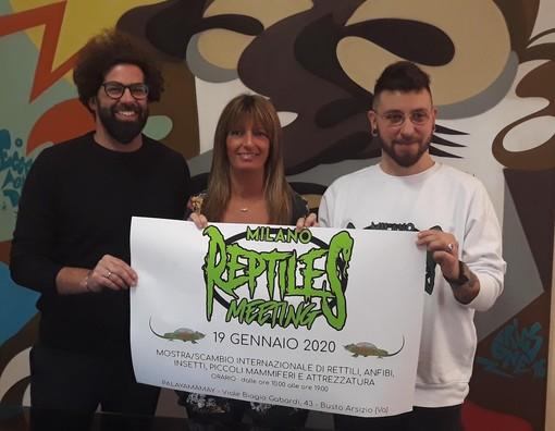 "Rettili e animali esotici al PalaYamamay: a Busto torna il ""Milano Reptiles Meeting"""