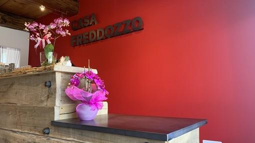 Casa Freddozzo si trova a Oleggio in via Sciuccone 16/A: qui potete scoprire tutti i prodotti dell'azienda e altre chicche artigianali rigorosamente made in Italy