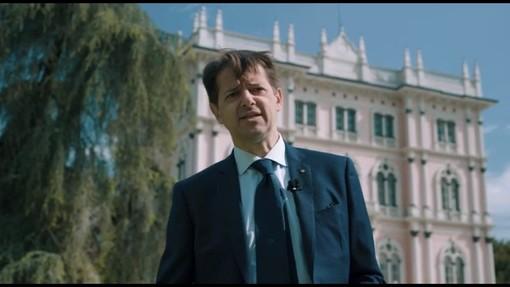 VIDEO. Il presidente della Camera di Commercio invita i turisti a venire nel Varesotto: «Il nostro territorio vi lascerà a bocca aperta»